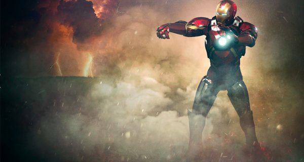 IronMan Cosplay Johnnie Saares